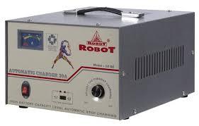 Sạc ắc quy Robot 30A (6V/12V/24V/36V)